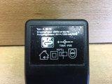 Adapter AC/DC universeel 6 volt, 350 mamp._