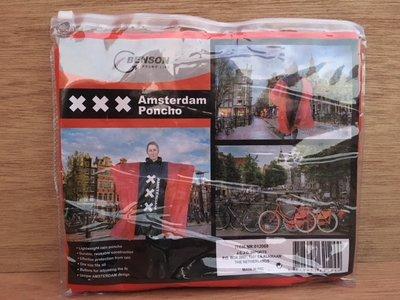 Poncho Amsterdam.
